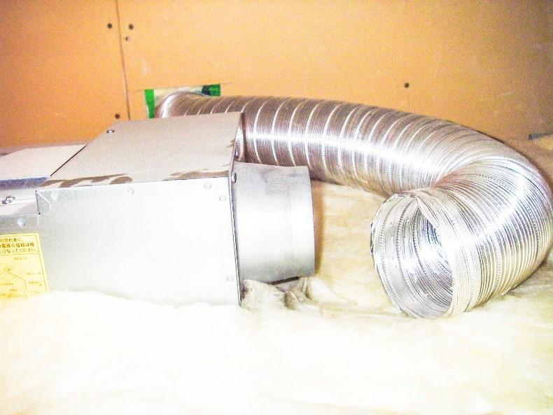 内覧会で発覚した換気扇のダクト接続不良!原因は工程?