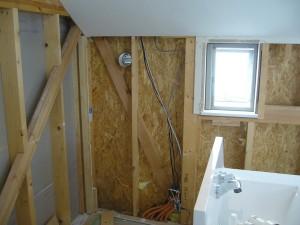 工事中木造戸建